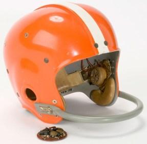 first radio helmet